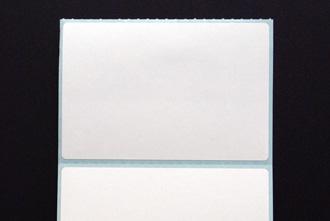 セパレートタイプ感熱ロールラベル表面の写真