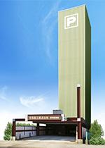 駐車場タワー